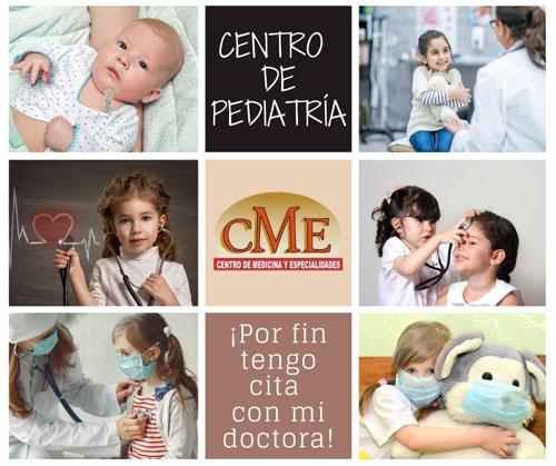 El Centro de Pediatría en CME