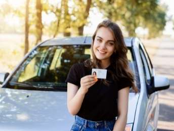 libreta de conducir amateur